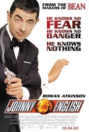 Poster Johnny English