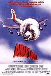 Poster Airplane!