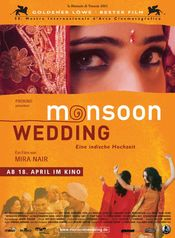 Poster Monsoon Wedding