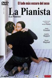 Poster La pianiste
