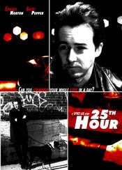 Poster 25th Hour