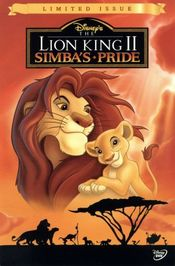 Poster The Lion King II: Simba's Pride