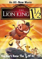 The Lion King 1½ Hakuna Matata (2004)