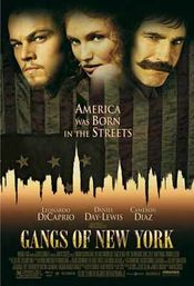 Poster Gangs of New York