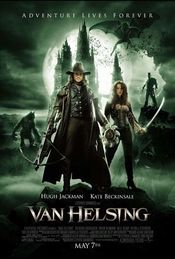 Poster Van Helsing