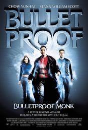 Poster Bulletproof Monk