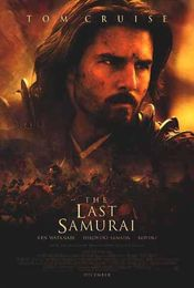 Poster The Last Samurai
