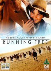 Poster Running Free