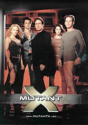 Poster Mutant X