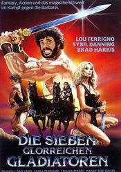 Poster The Seven Magnificent Gladiators