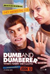 Poster Dumb and Dumberer: When Harry Met Lloyd