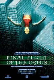 Poster The Animatrix - The Final Flight of the Osiris