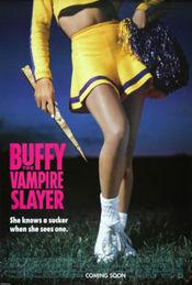 Poster Buffy the Vampire Slayer