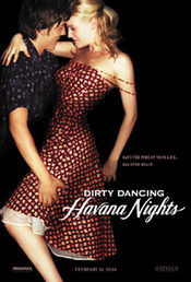 Poster Havana Nights: Dirty Dancing 2