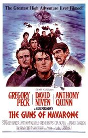 Poster The Guns of Navarone