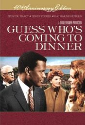 Poster Guess Who's Coming to Dinner