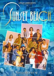 Poster Sunset Beach