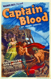 Poster Captain Blood