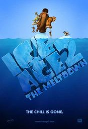 Poster Ice Age 2: The Meltdown