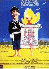 Poster Le Gendarme de St. Tropez