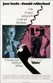 Poster Klute