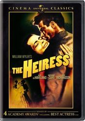 Poster The Heiress