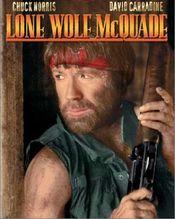 Poster Lone Wolf McQuade