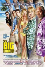 Poster The Big Bounce