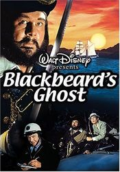 Poster Blackbeard's Ghost