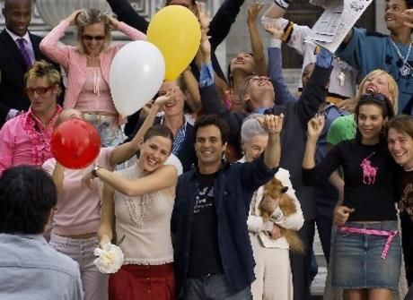 Mark Ruffalo, Jennifer Garner în 13 Going On 30