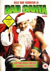 Poster Bad Santa