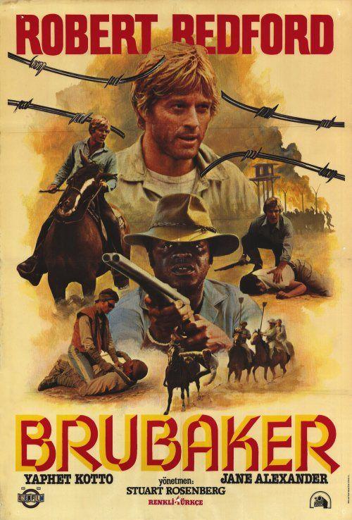 Brubaker Brubaker 1980 Film Cinemagia Ro