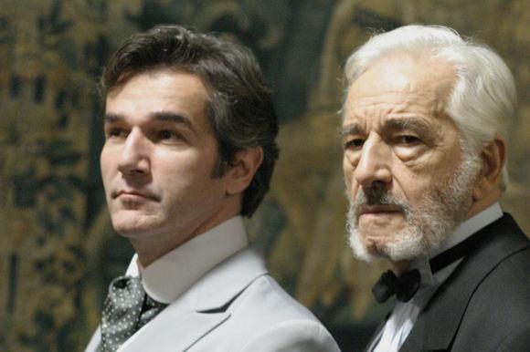 Sergiu Nicolaescu, Dan Bittman în Orient Express