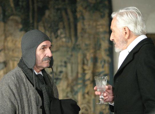 Gheorghe Dinică, Sergiu Nicolaescu în Orient Express