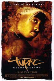 Poster Tupac: Resurrection
