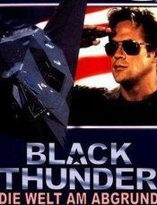 Poster Black Thunder