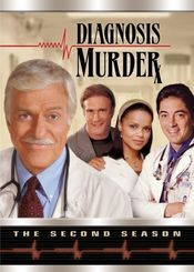 Poster Diagnosis Murder