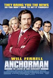 Anchorman: The Legend of Ron Burgundy - Un ştirist legendar (2004)