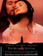 Poster The Scarlet Letter