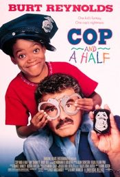 Poster Cop and 1/2