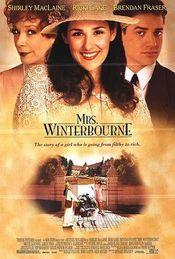 Poster Mrs. Winterbourne