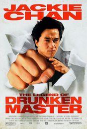 Poster Drunken Master