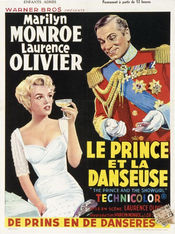 Poster The Prince and the Showgirl