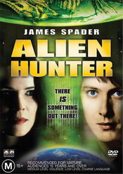 Poster Alien Hunter