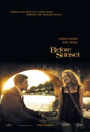 Poster Before Sunset
