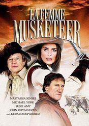 Poster La Femme Musketeer