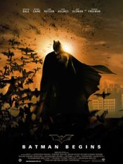 Batman Begins - Batman - Inceputuri (2005)