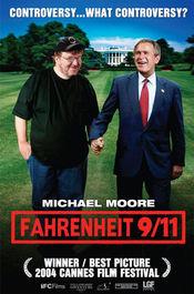 Poster Fahrenheit 9/11