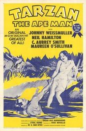 Poster Tarzan the Ape Man