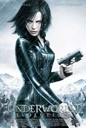 Poster Underworld: Evolution